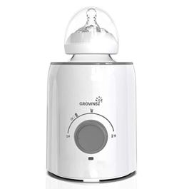 Bottle Warmer, 5-in-1 Fast Baby Bottle Warmer and Sterilizer Baby Food Heater&Defrost BPA-Free Warmer for Breastmilk and Formula