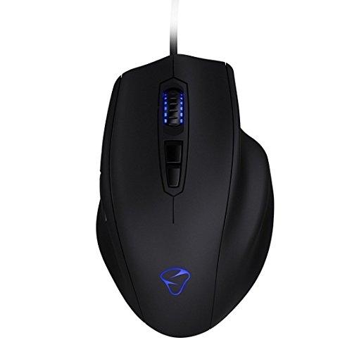 MIONIX NAOS 7000 Multi-Color Ergonomic Optical Gaming Mouse [並行輸入品]