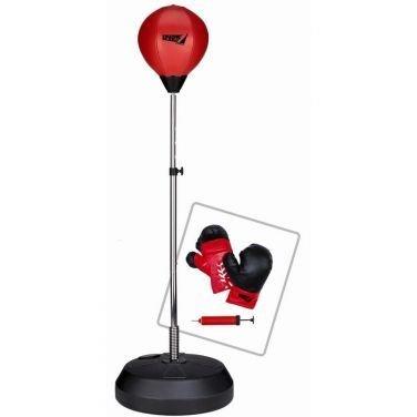Mandelli- Punching Ball 120/145 801261 Pugilato E Boxe Gioco Sportivo Sport Gioca 279, Multicolore,...