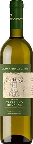 Leonardo Da Vinci Vitruviano Trebbiano Romagna 2018