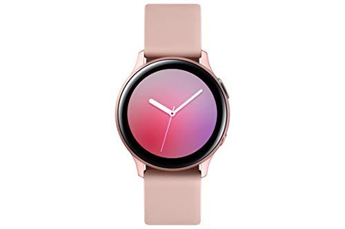Samsung SM-R830NZDAPHE - Galaxy℗ Watch Active 2 - Smartwatch de Aluminio, 40mm, color Rose Gold, Bluetooth [Versión española]