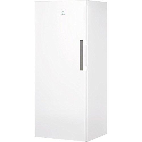Indesit UI4 1 W.1 Congelatore Verticale a Libera Installazione, A+, 186 L, Bianco
