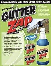 Gutter Zap Environmentally Safe Black Streak Gutter Cleaner,...