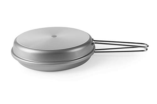 Excelsa Omelettepfanne aus Aluminium, 25cm, Grau