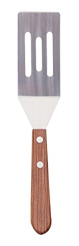 "Mrs. Anderson's Baking Mini Flexible Brownie Cookie Dessert Serving Spatula, 8"" x 1.5"", Silver (508)"