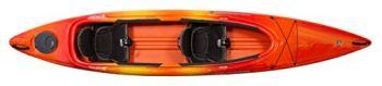 "Wilderness Systems Pamlico 135 | Sit Inside Recreational Kayak | Tandem Kayak | 13' 6"" | Mango"