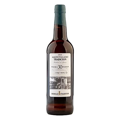 Amontillado Tradicion VORS Vino D.O. Jerez 75 cl, vino gener