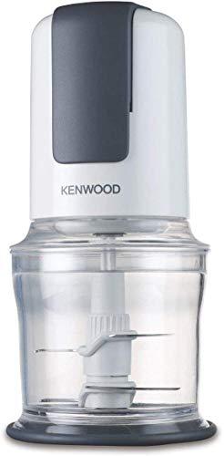Kenwood CH580 Trituratore universale, elettrico, con sistema a quattro pale, bianco, 500 watt
