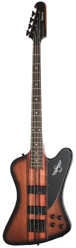 Epiphone THUNDERBIRD PRO-IV 4 String Electric Bass Guitar, Vintage Sunburst