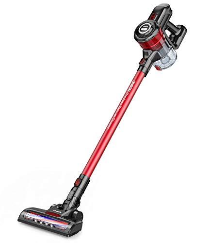 Cordless Vacuum, ONSON Stick Vacuum Cleaner, 12KPa Powerful...