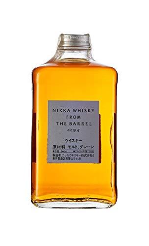 Nikka Whisky Japonés From The Barrel, 50 cl - 500 ml