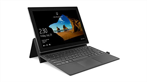 Lenovo Miix 630 Notebook Convertibile, Display 12,3' HD IPS Touch, Processore Qualcomm Snapdragon...