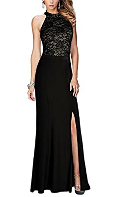 Polyester/Spandex/Lace Sexy See Though on the Shoulder,Hand Wash Only In Low Temperature Or Dry Washing,Please Don't Ironing Cap Sleeve,High Waist,Slim bodycon dress For Cocktail Party Wedding Prom Evenning Party formal dress Style: Long Dress,for dr...