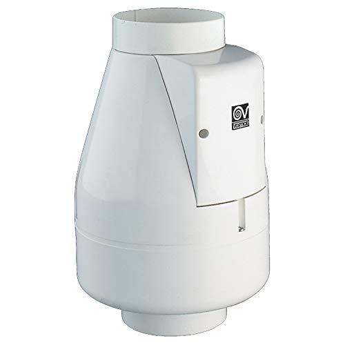 Vortice 10904 Aspiratore centrifugo per Cappa Cucina, 35 W, Bianco