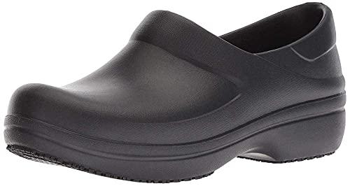 Crocs Women's Neria Pro Ii Clog, Slip Resistant Work Shoe