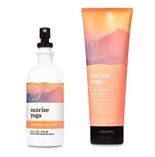 Bath and Body Works - Aromatherapy - Sunrise Yoga -...