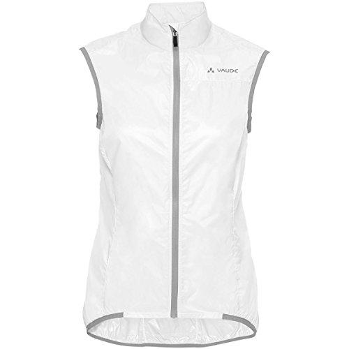 VAUDE Damen Weste Women\'s Air Vest III, white, 40, 408070010400