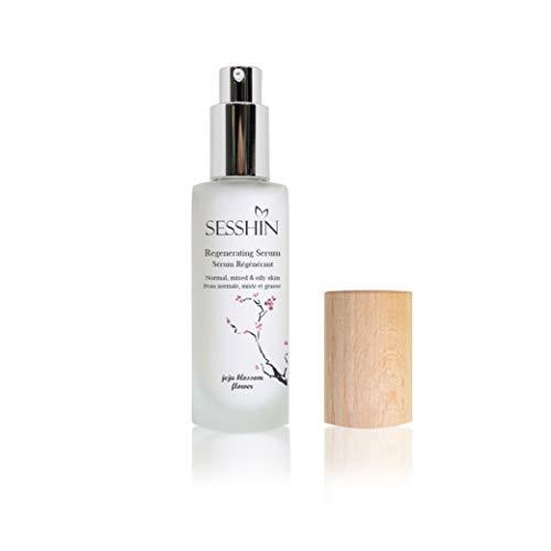 Sesshin - Sérum Regenerador. Repara las arrugas, líneas de expresión y el tono desigual de la piel. Vegano.