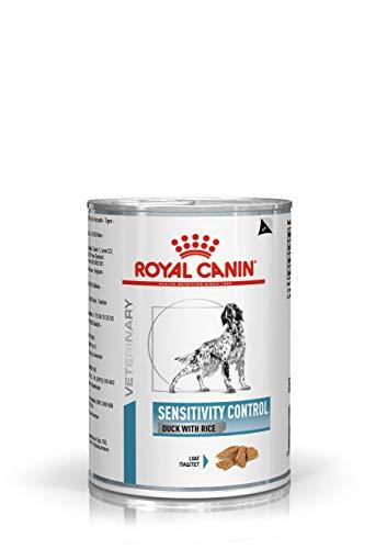 ROYAL CANIN Sensitivity Control Hund Dosen 12 x 420 g Ente/Reis