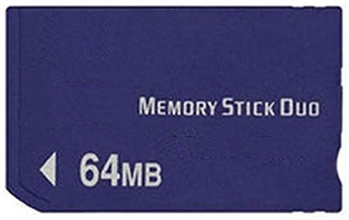 64MB Memory Stick Duo Card MAGICGATE for PSP Game Camera