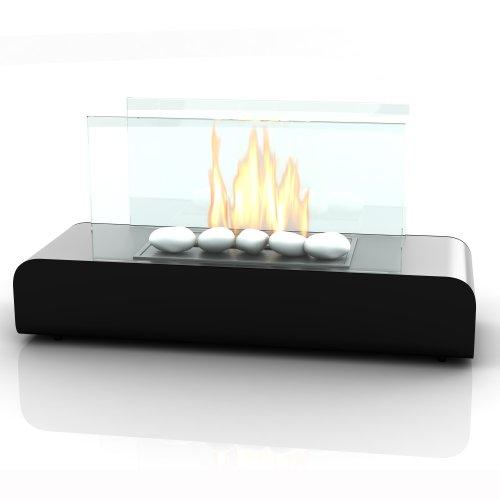 Imagin Bioethanol Fireplace - Dalton Black