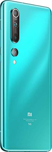 (Renewed) Mi 10 (Coral Green, 8GB RAM, 256GB Storage) - 108MP Quad Camera, SD 865 Processor, 5G Ready 7