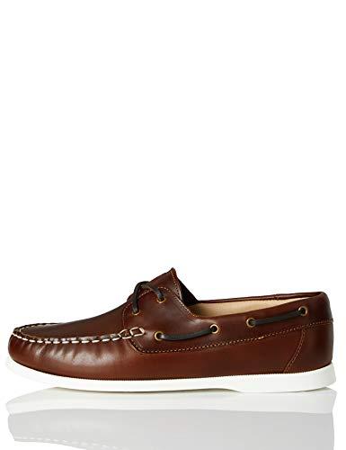 find. Boat Shoe Náuticos, Marrón (Cognac), 39 EU