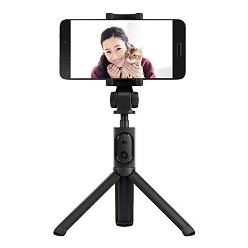 Palo Selfie Xiaomi Selfie Stick Tripod Black–Bluetooth 3.0–Aluminio–Funciã 'n TrÃpode