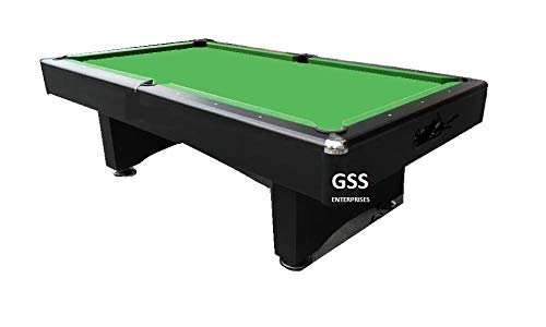 Gss Enterprises American Pool Table Italian Slate Size 8x4