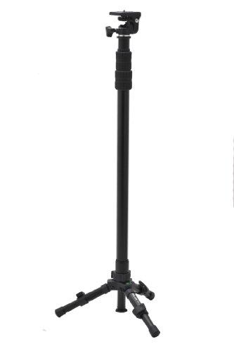 【Amazon.co.jp限定】 SLIK ミニII ポールセット 一脚兼簡易三脚 245538