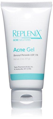 Replenix Acne Solutions Benzoyl Peroxide Gel Spot Treatment, 5% Gel