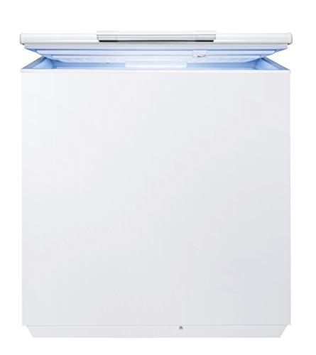 Electrolux EC2231AOW Congelatore Orizzontale A+, 210 Litri, 42 Decibel, Bianco