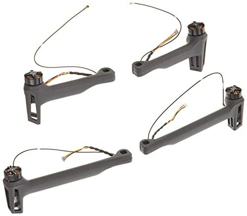 Parrot - Kit meccanico per il drone Anafi Thermal-2 bracci anteriori +2 bracci posteriori +cerniera +Montatura +LED +Ventilatore +Antenne Wi-Fi +riflettori +Cavo coassiale anteriore e posteriore +Viti