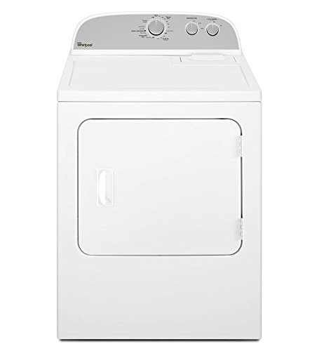 Whirlpool WED4815EW 7.0 cu ft Electric Dryer with Heavy Duty Cycle
