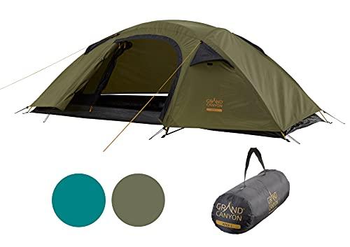 Grand Canyon APEX 1 - Tente dôme pour 1-2 personnes   ultra-légère,...