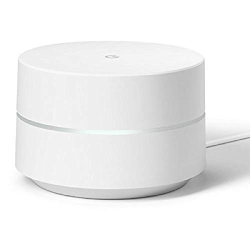Google WiFi System, 1-Pack - Router Replacement for Whole Home...