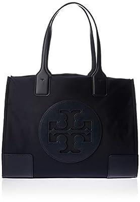 "Height: 10.6"" (26.5 cm); length: 13.6"" (34 cm); depth: 4.4"" (11 cm) PU leather top handles with 7.4"" (18.5 cm) drop 1 interior zipper pocket, 1 slit pocket Gusset snap closure Holds a 7"" tablet"