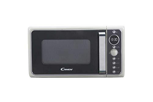 Candy DIVO G25CC Forno a Microonde con funzione Grill, 900W, 25 litri, Piatto rotante in vetro, 27...