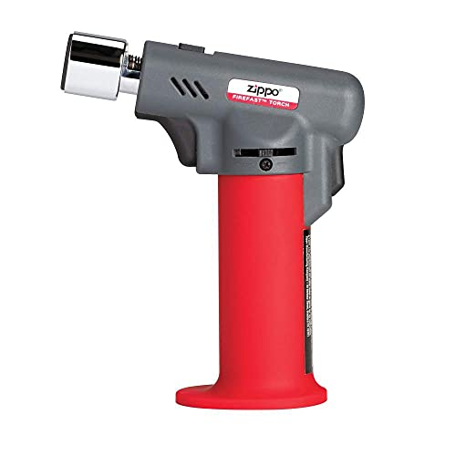 FireFast Torch, Gray/Red, One Size (40558)