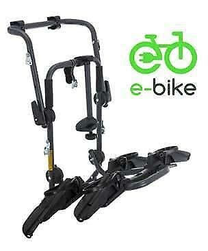Portabici posteriore PERUZZO PURE INSTINCT 2 bici compatibile con FORD PUMA dal 2019 in poi - MAX 45 kg - Anche per eBike e Fat Bike - OMOLOGATO