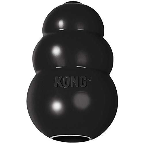 KONG - Extreme Dog Toy - Toughest Natural Rubber,...