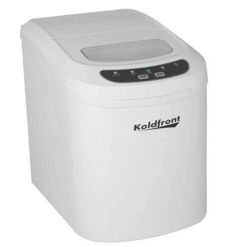 5. Koldfront KIM202W Ultra Compact Portable Ice Maker