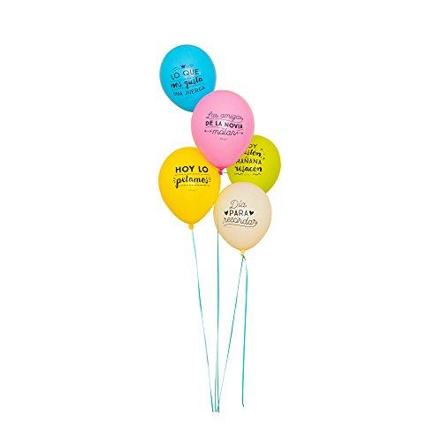 Mr. Wonderful - Globos para despedidas de soltera épicas (WOA03343)