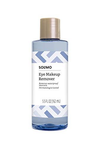Amazon Brand - Solimo Eye Makeup Remover, Removes...