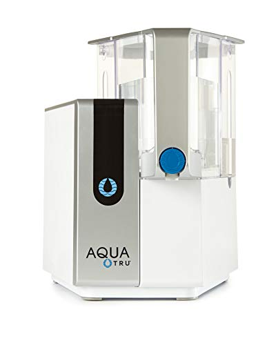 Product Image 3: AquaTru - Countertop Water Filtration Purification System with Perfect Minerals Drops - Exclusive 4-Stage Ultra Reverse Osmosis Technology (No Plumbing or Installation Required) | BPA Free
