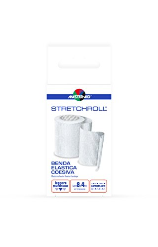 Master Aid Stretchroll 8 cm x 4 m - 1 Prodotto