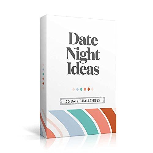 Romantic Couples Gift - Fun & Adventurous Date Night Box -...