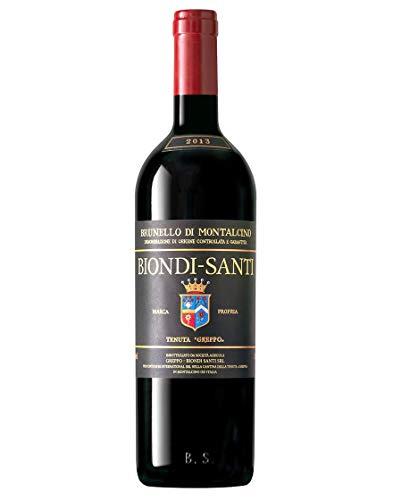 Brunello di Montalcino DOCG Biondi Santi Tenuta Greppo 2011 0,75 L