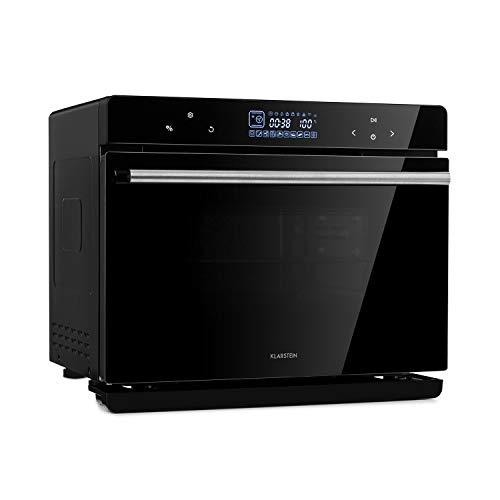 KLARSTEIN MasterFresh - Forno a Vapore, Cucina a Vapore, 24 L, 230 C, Serbatoio Acqua 1,4 L,...
