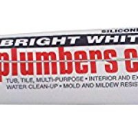 Oatey 25605 Hercules 6-Ounce White Tube Plumber's Caulk